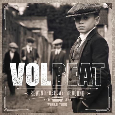 Danska Volbeat till Tele2 Arena i höst