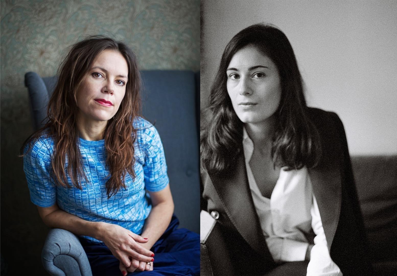Författarsamtal: Knytnäve eller kram? Möt Elisabth Hjort och Zara Kjellner