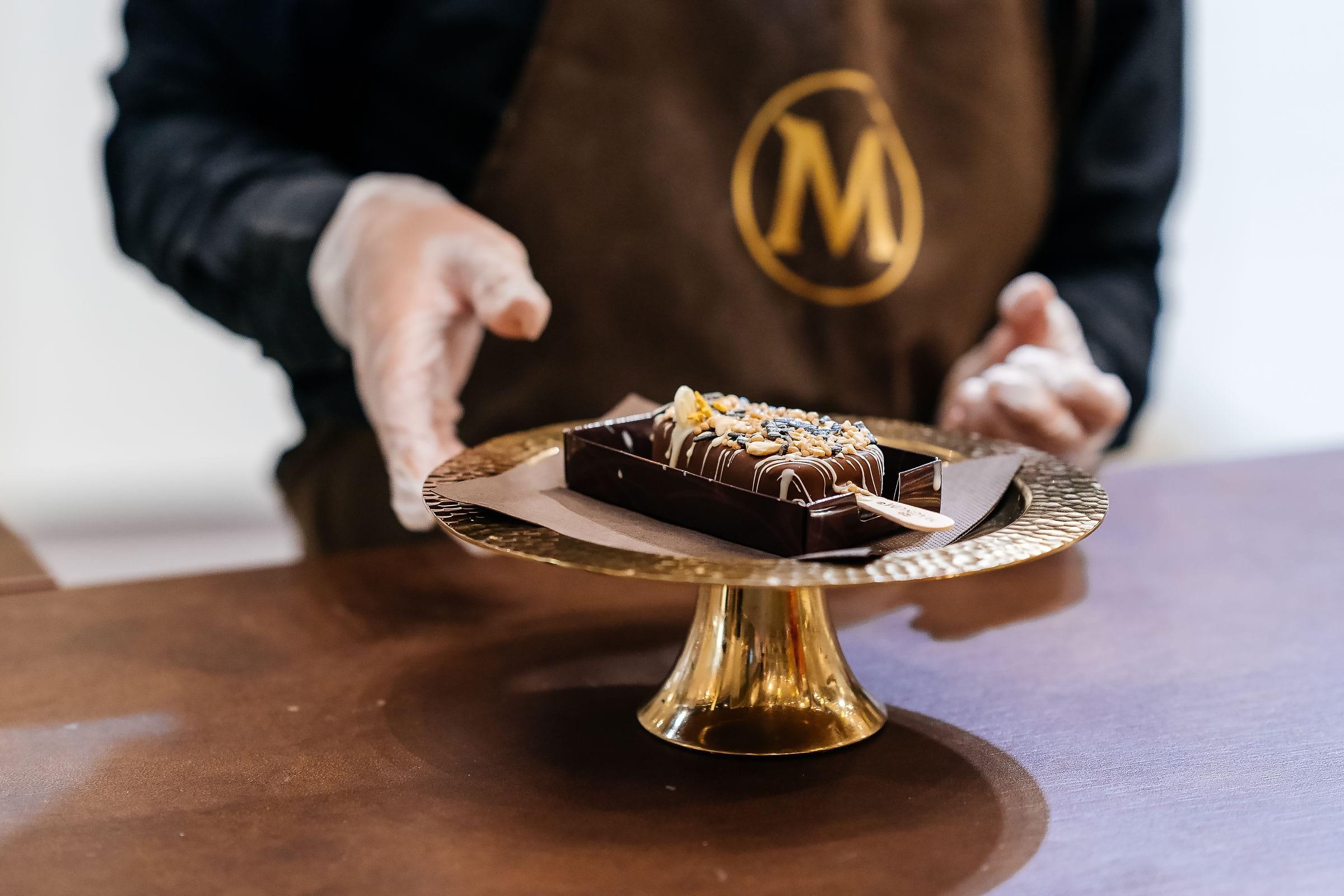Nu öppnar glassuccén - Magnum Pleasure Store återvänder
