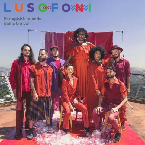 Lusofoni Festival presenterar Liniker e os Caramelows