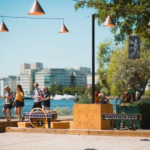 Sommaraktiviteter i Stockholm