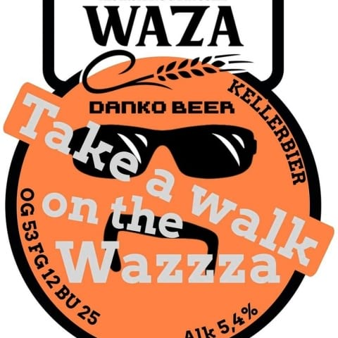 Take a walk on the WAZZZA!