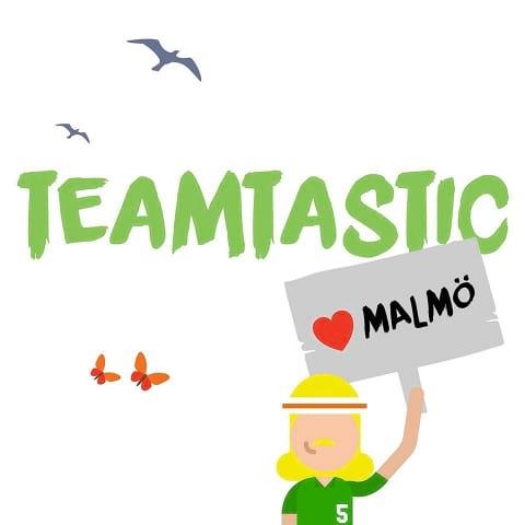 Tävla i teambuilding-SM den 10 juni