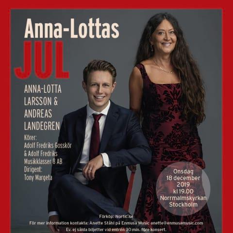 Anna-Lottas Jul 2019