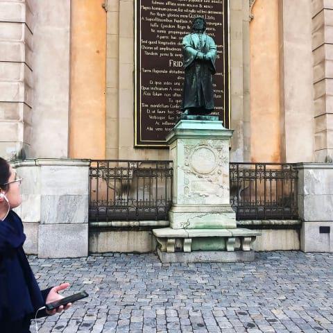 App lanserar sightseeing i Hjalmar Söderbergs fotspår