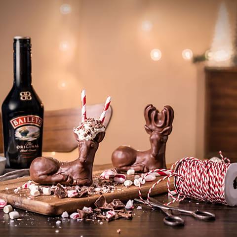 Baileys lanserar pop up-bar på Hallwylska