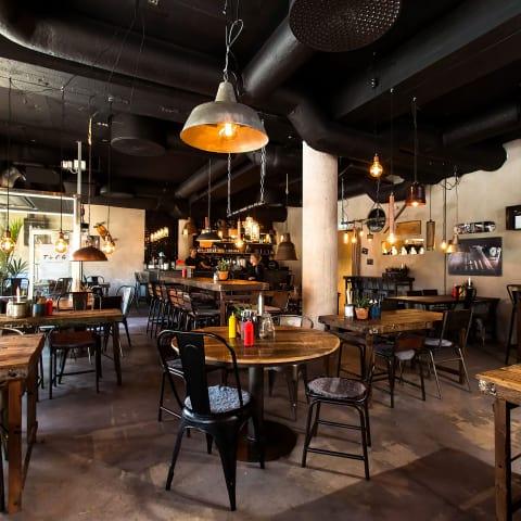 Bästa lunchrestaurangerna i Malmö city