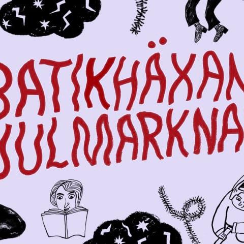 Batikhäxans Julmarknad
