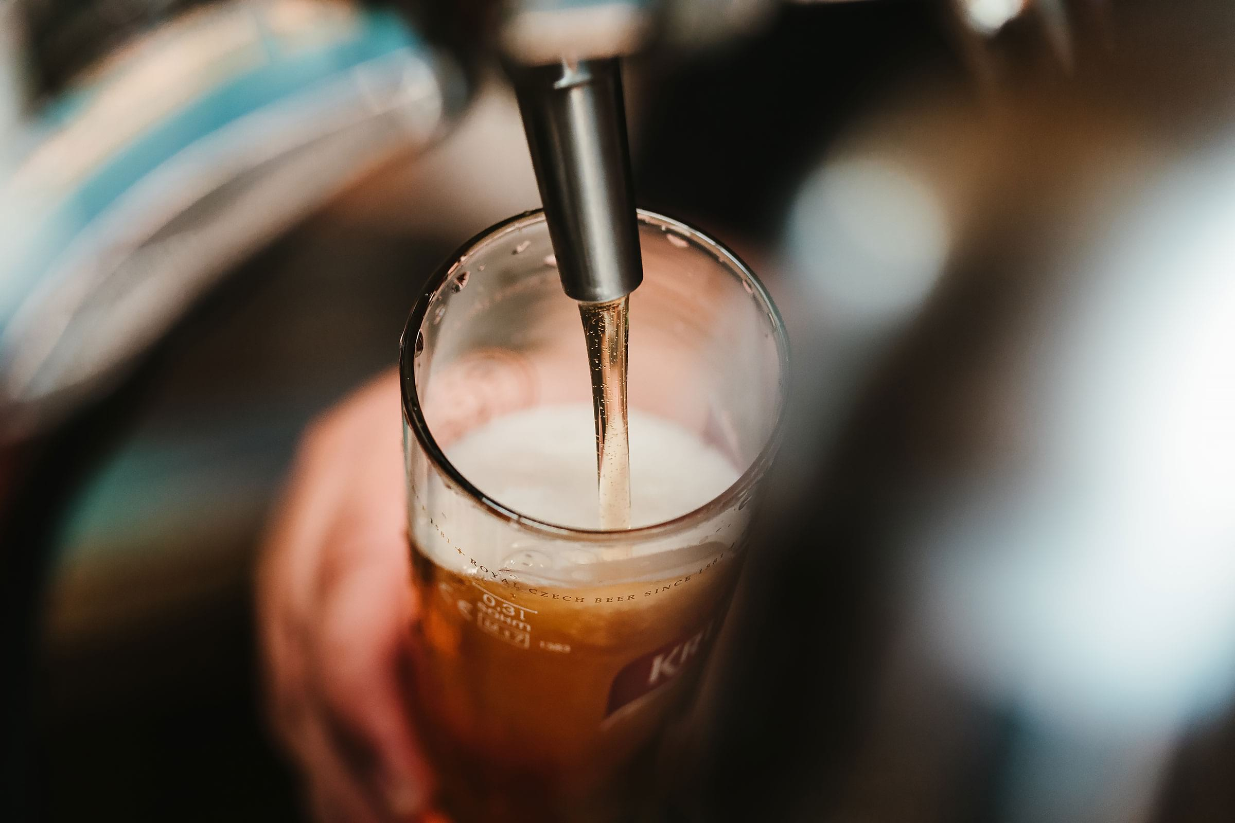 Bengans fik blir till Fyrens ölkafé