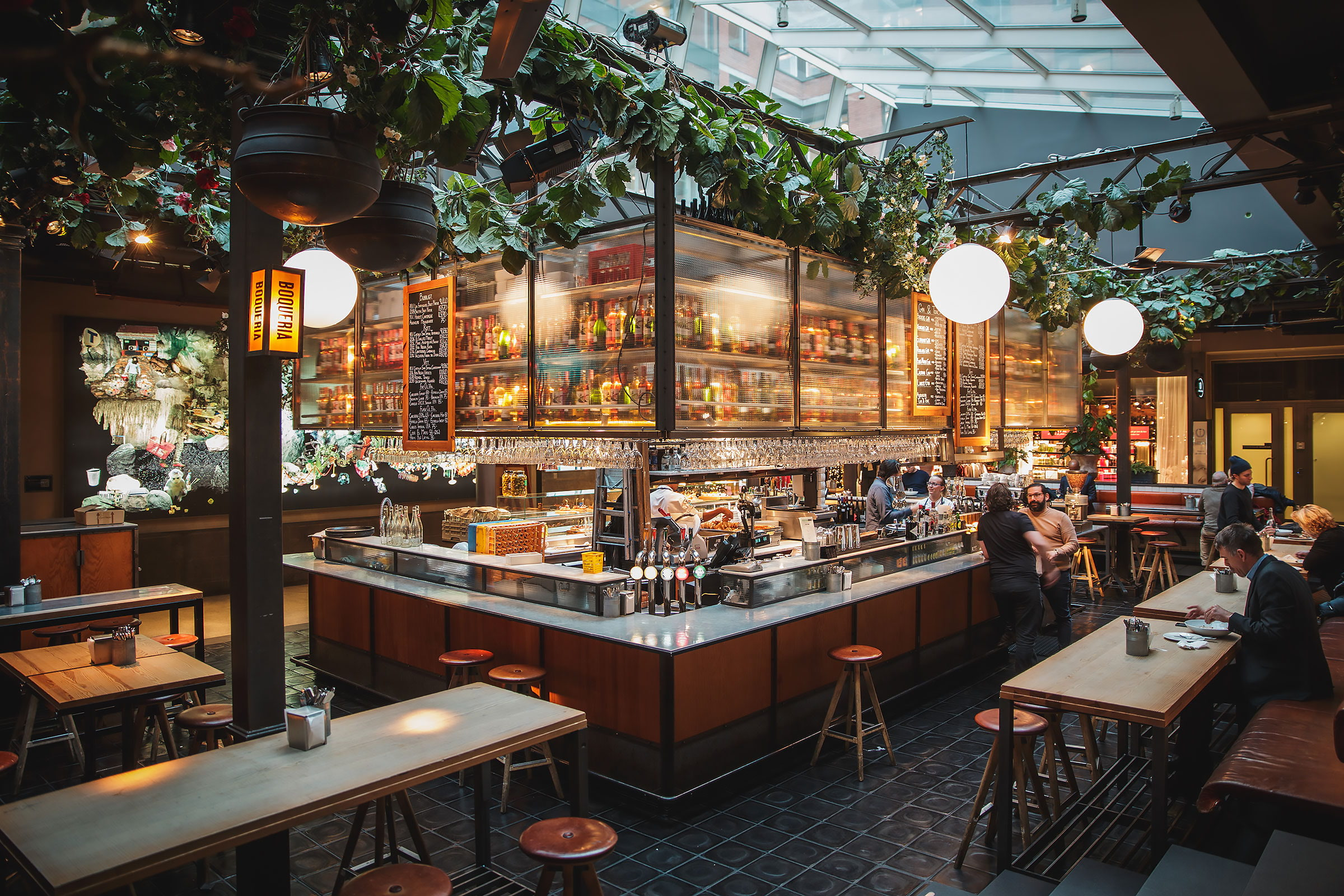 The guide to brunch restaurants for large groups