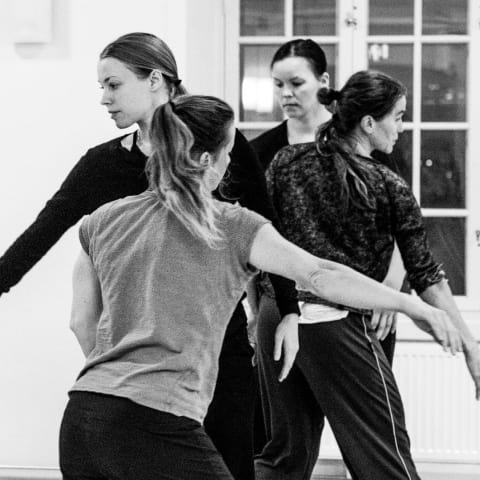 Dansvisning med Helena Franzén i Mitt dansande liv