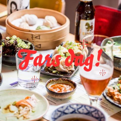 Fars dag med dumplings