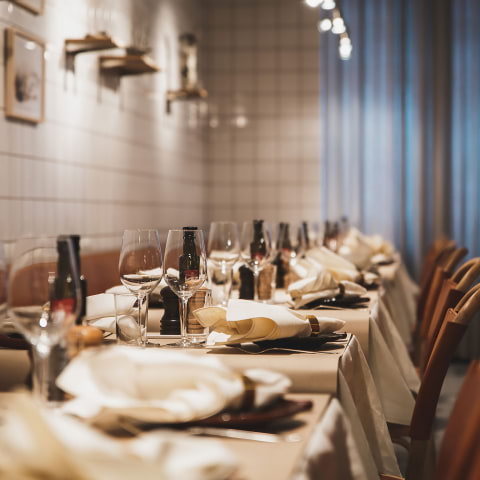 Fira födelsedag på restaurang i Stockholm