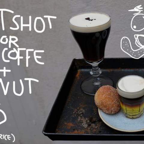 Hotshot x Munk eller Irish Coffee x Munk