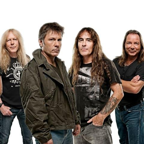 Iron Maiden spelar på Ullevi