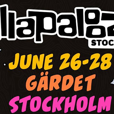 Lollapalooza 2020: Festivalen tillbaka till Stockholm