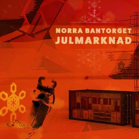 Norra Bantorgets Julmarknad