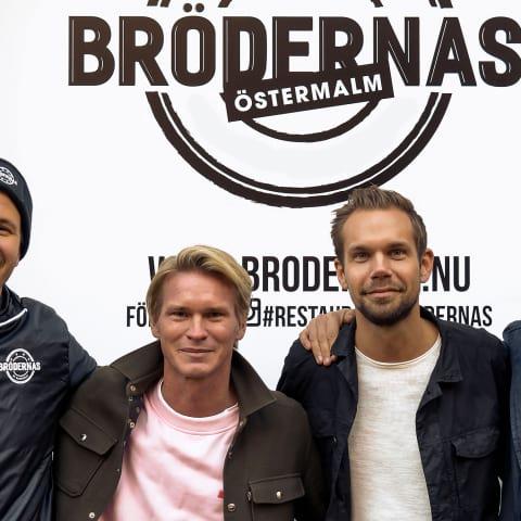 Nya bröder öppnar hamburgerkrog på Östermalm