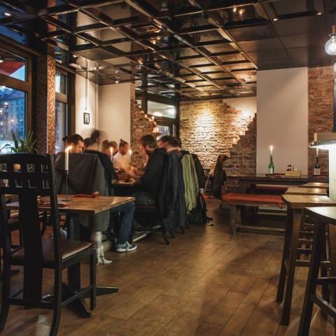 Prisvärda restauranger i Majorna och Linné