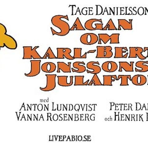 Sagan om Karl-Bertil Jonssons julafton visas på Bio Rio
