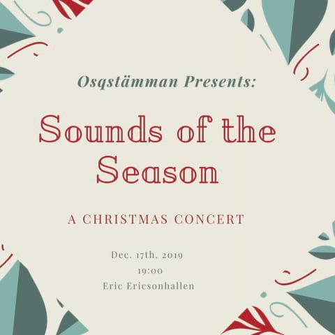 Sounds of the Season: Christmas Concert