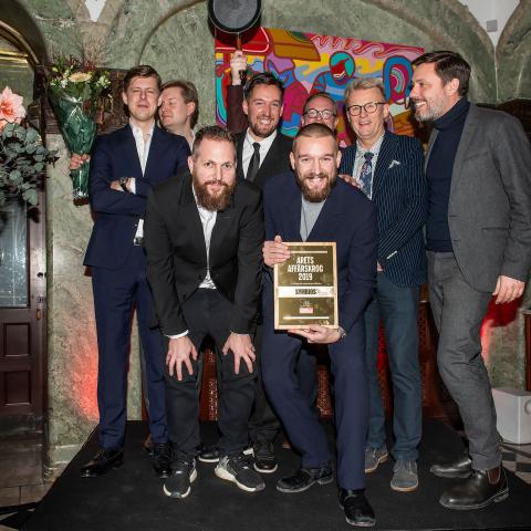 Symbios utsedd till Årets Affärskrog 2019