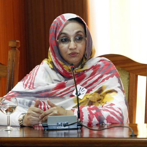 Träffa Right Livelihood-pristagaren Aminatou Haidar