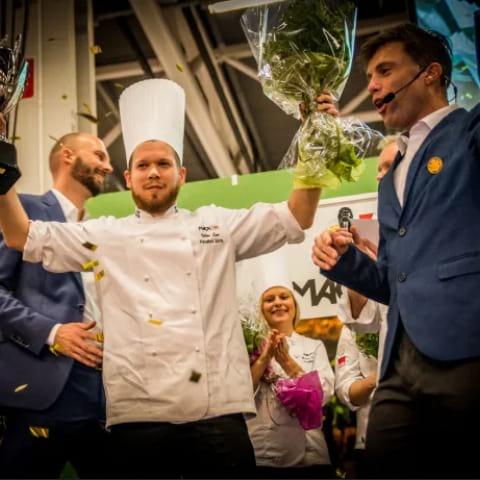 Vegansk lunchmacka vann Mack-SM 2019
