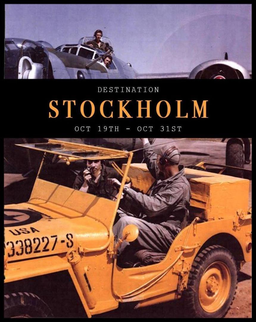 Broadway & Sons - Destination Stockholm