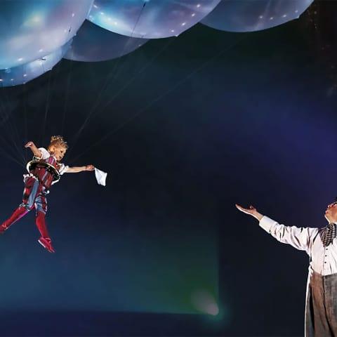 Cirque de Soleil kommer till Stockholm
