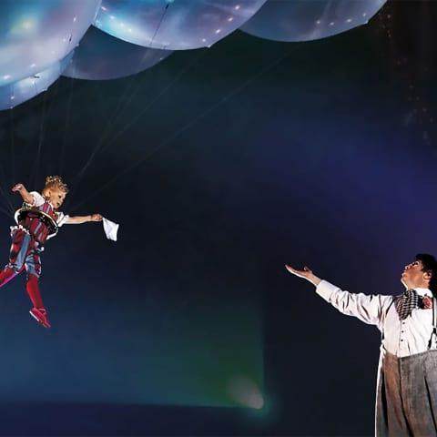 Cirque de Soleil till Scandinavium