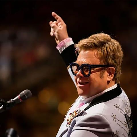 Elton John kommer till Sverige 2021