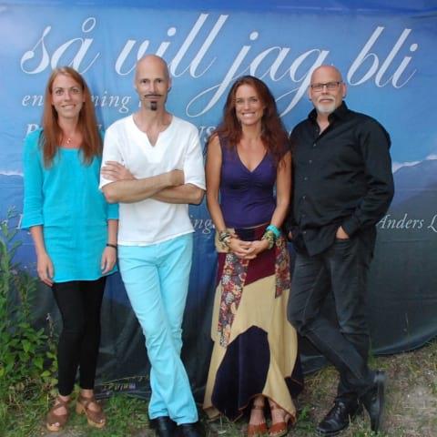 En hyllning till Björn Afzelius – Cecilia Kyllinge med band