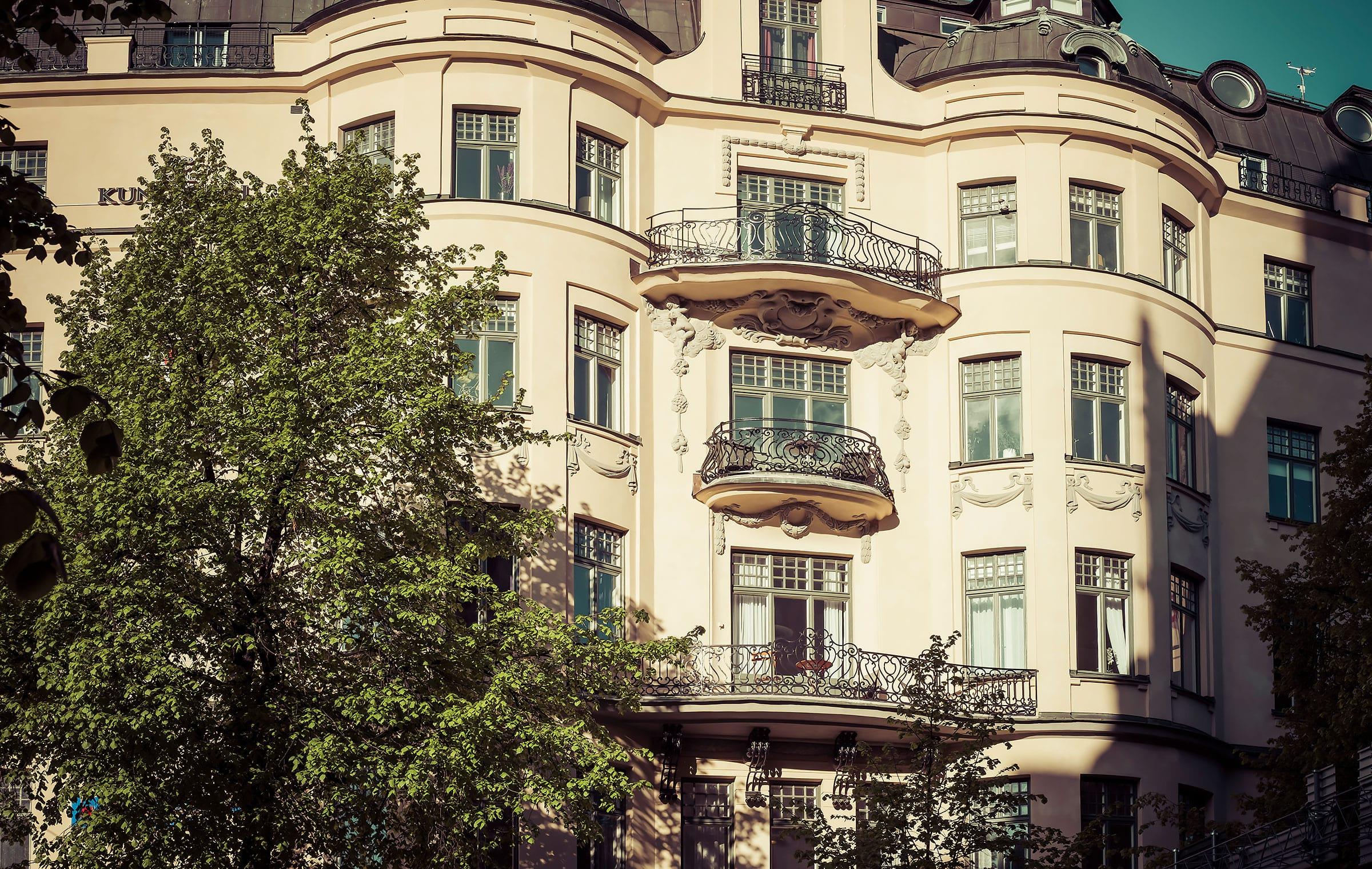 Hotel Kung Carl öppnar lånegarderob med Myrorna