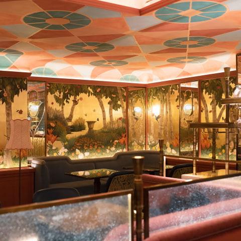 PAS D'ART öppnar i Wienercaféets lokaler