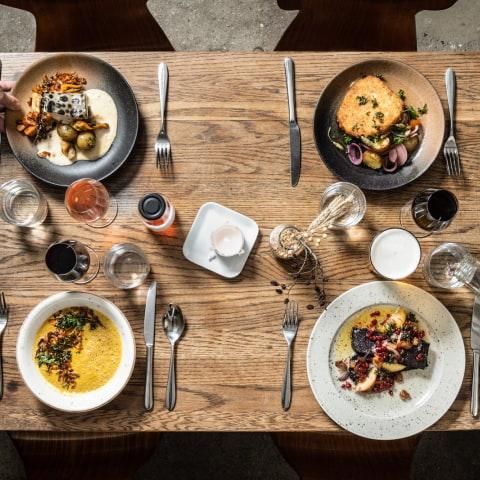 Restauranger som satsar på närproducerat i Göteborg