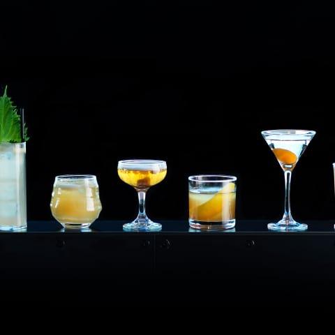 Tak öppnar cocktailbar med japanska influenser