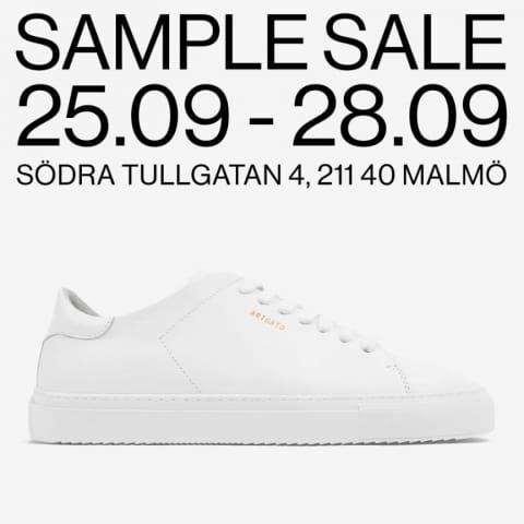Axel Arigato Sample Sale