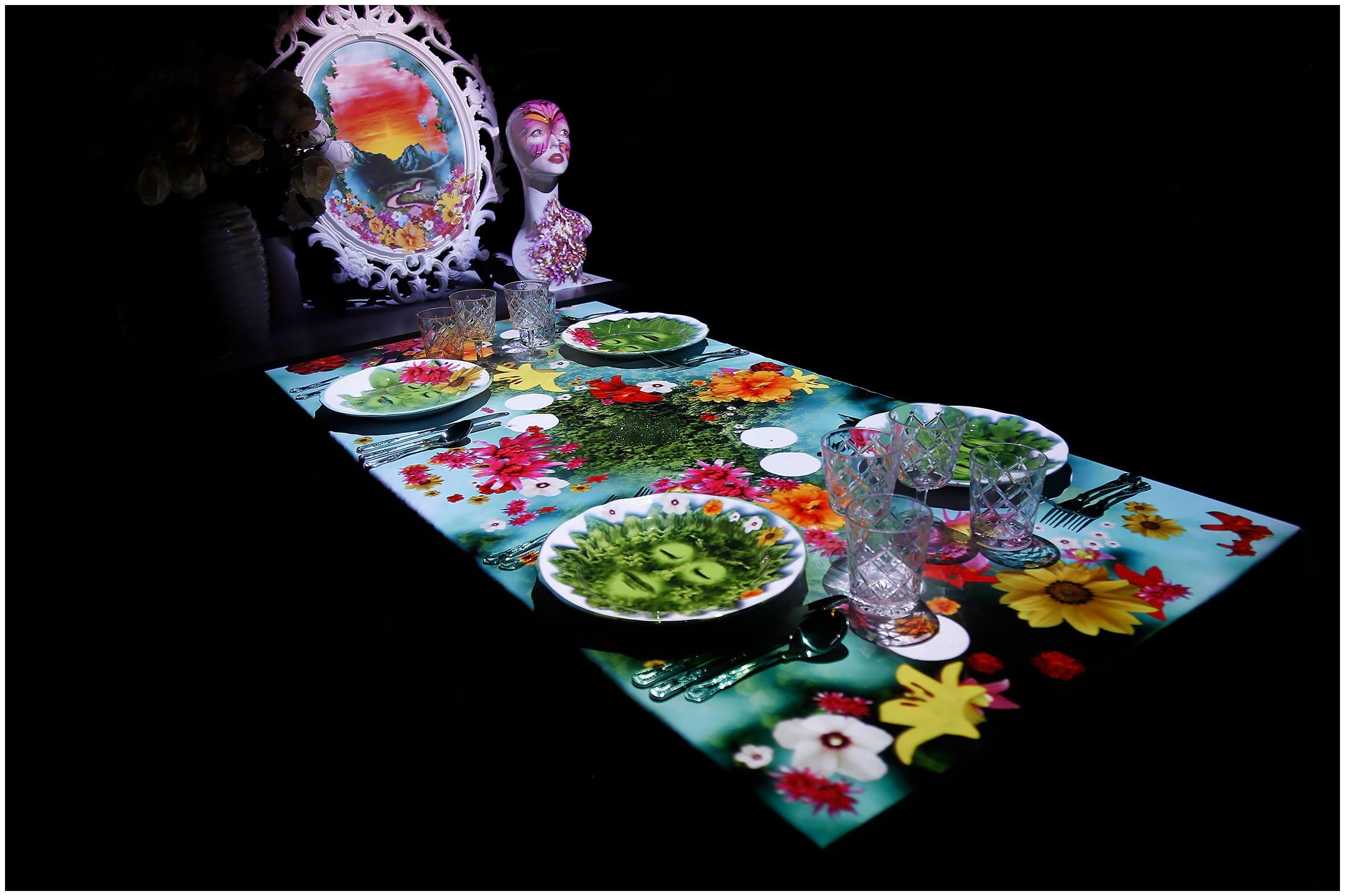 Banquet of Hoshena kommer till Kasai