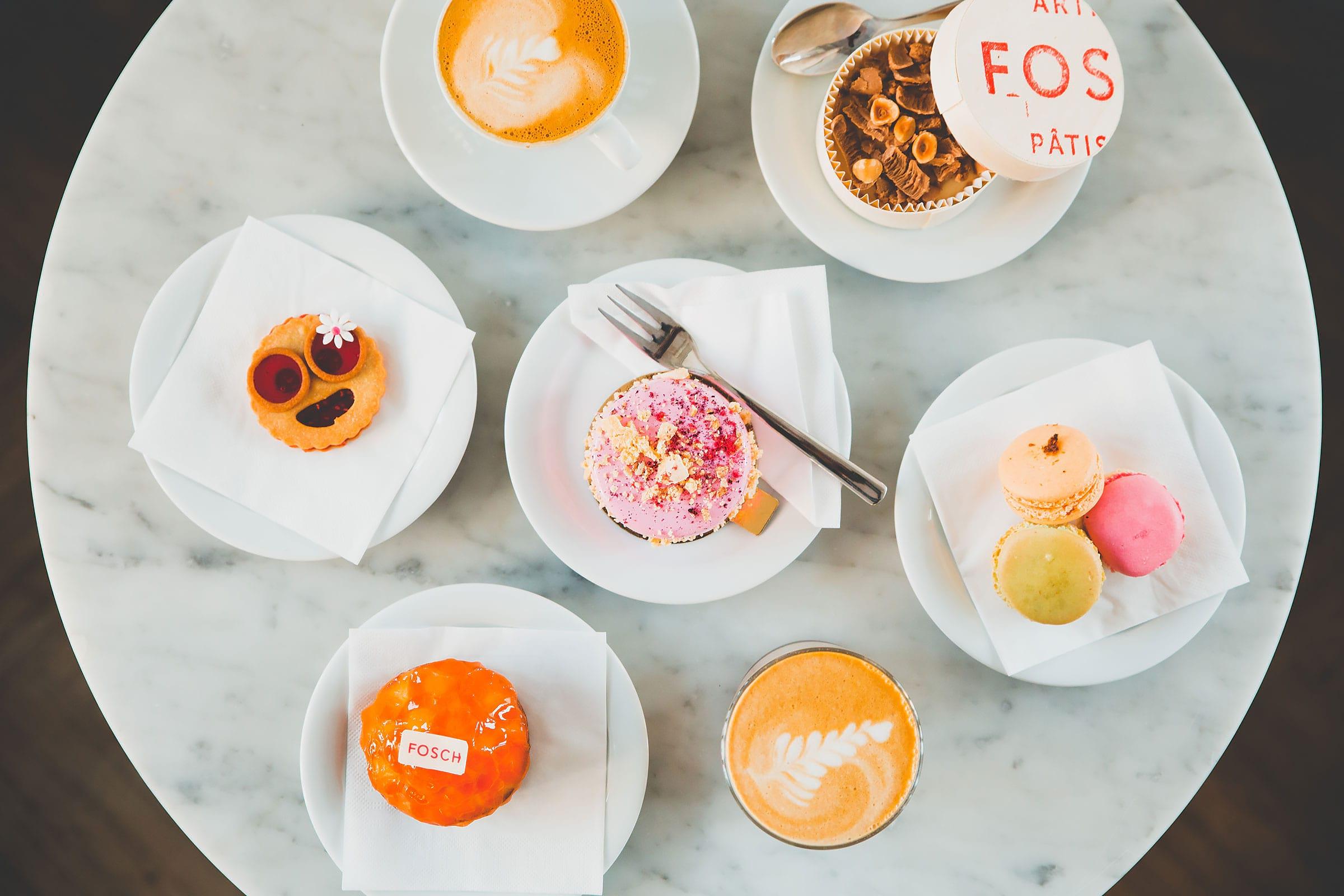 Fosch Artisan Patisserie öppnar nytt café
