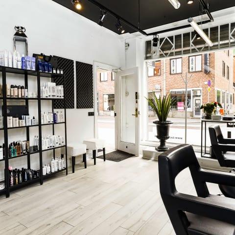 Frisörer som är bra på hårförlängning i Malmö