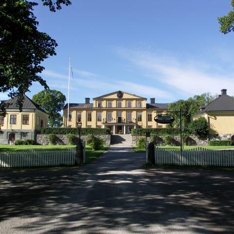 Guiden till mysiga herrgårdar i Stockholm