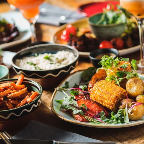 Guiden till vegetarisk och vegansk brunch i Stockholm