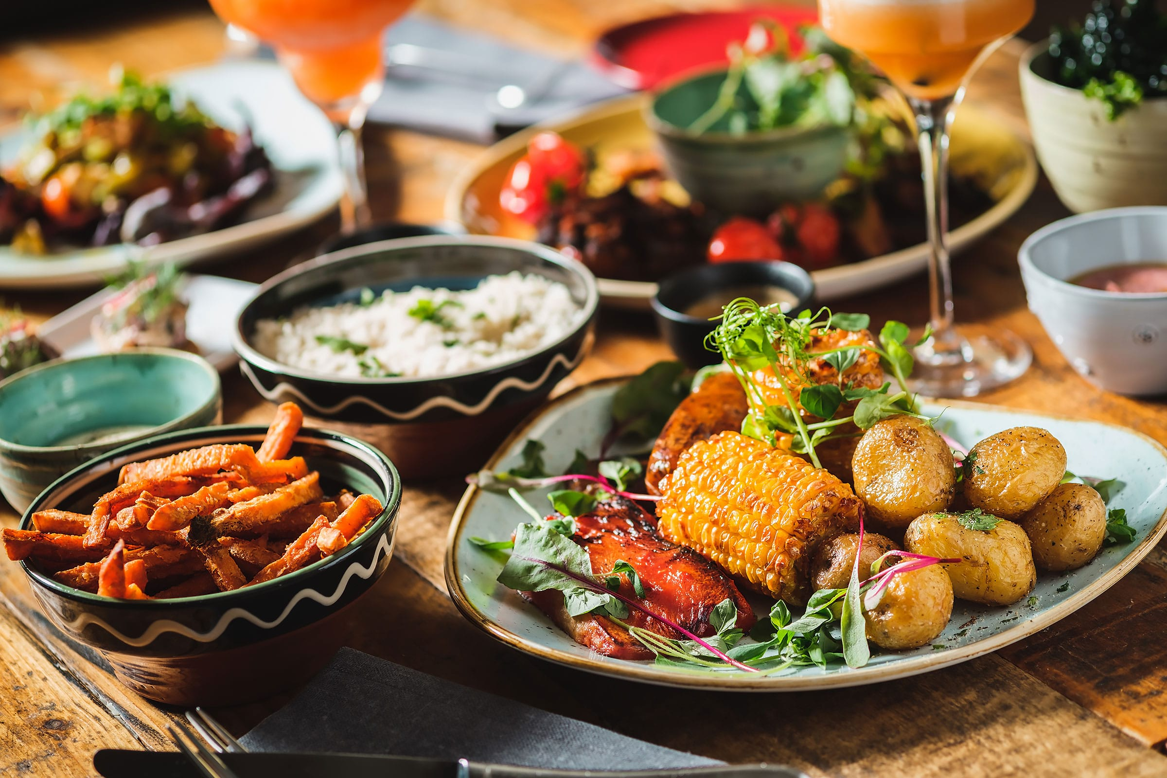typisk svensk vegetarisk mat