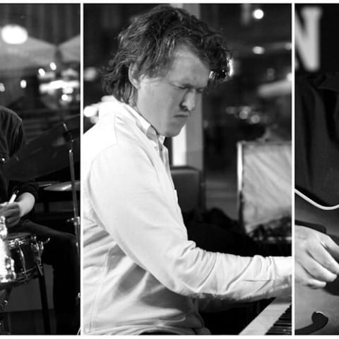 Jazzsalong på Biocafé Tellus: Leo Lindberg Orgeltrio & Supé