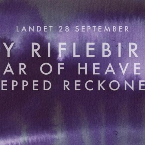 My Riflebird, Star of Heaven, Stepped Reckoner