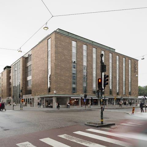 Nya restauranger flyttar in i Medborgarhuset
