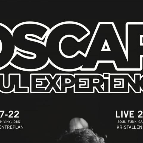 OSCAR Soul Experience på Södra Teatern