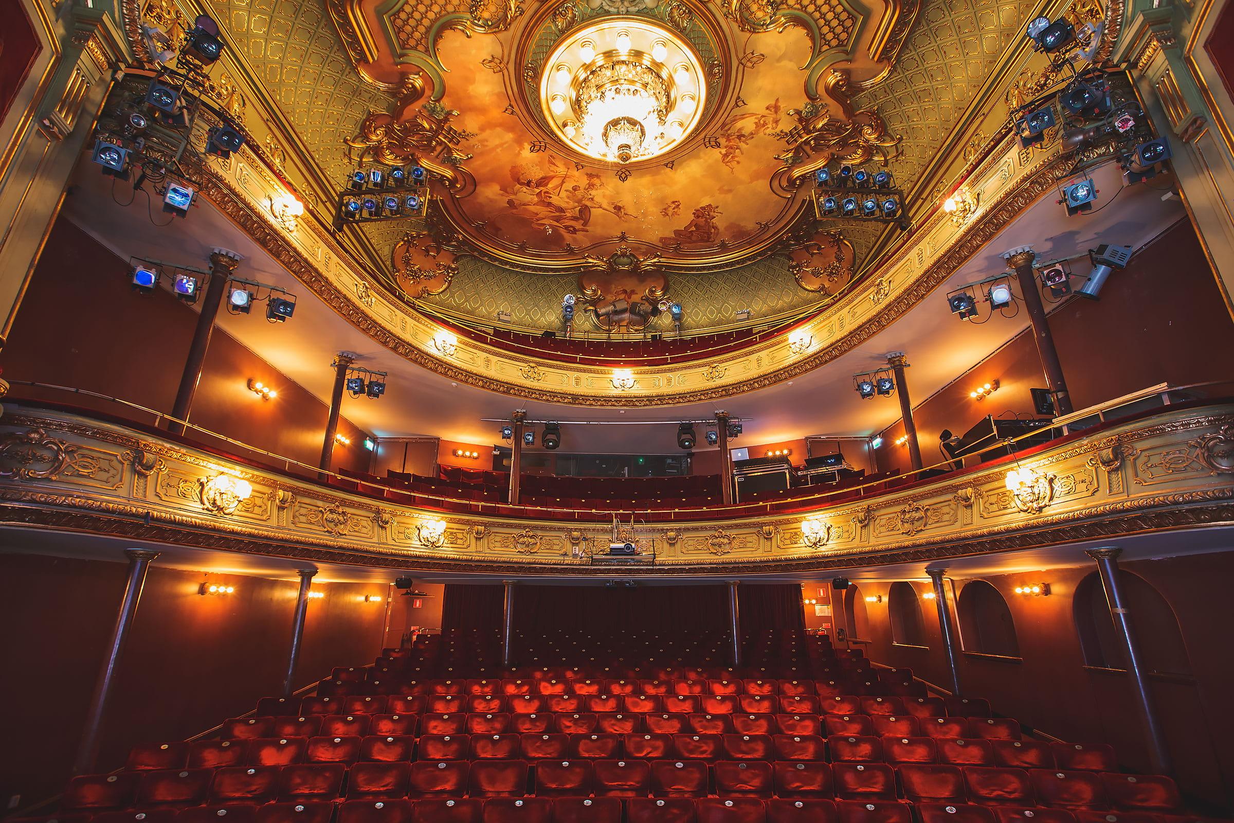 Södra Teatern kickar igång konserthösten