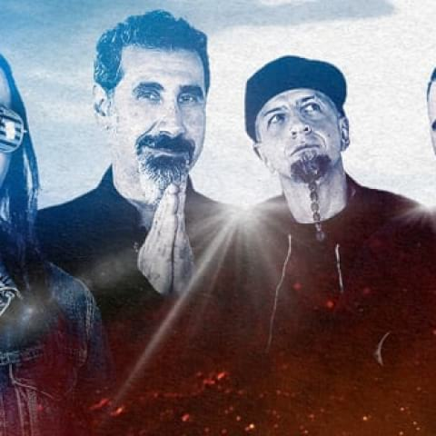 System of a Down till Stockholm